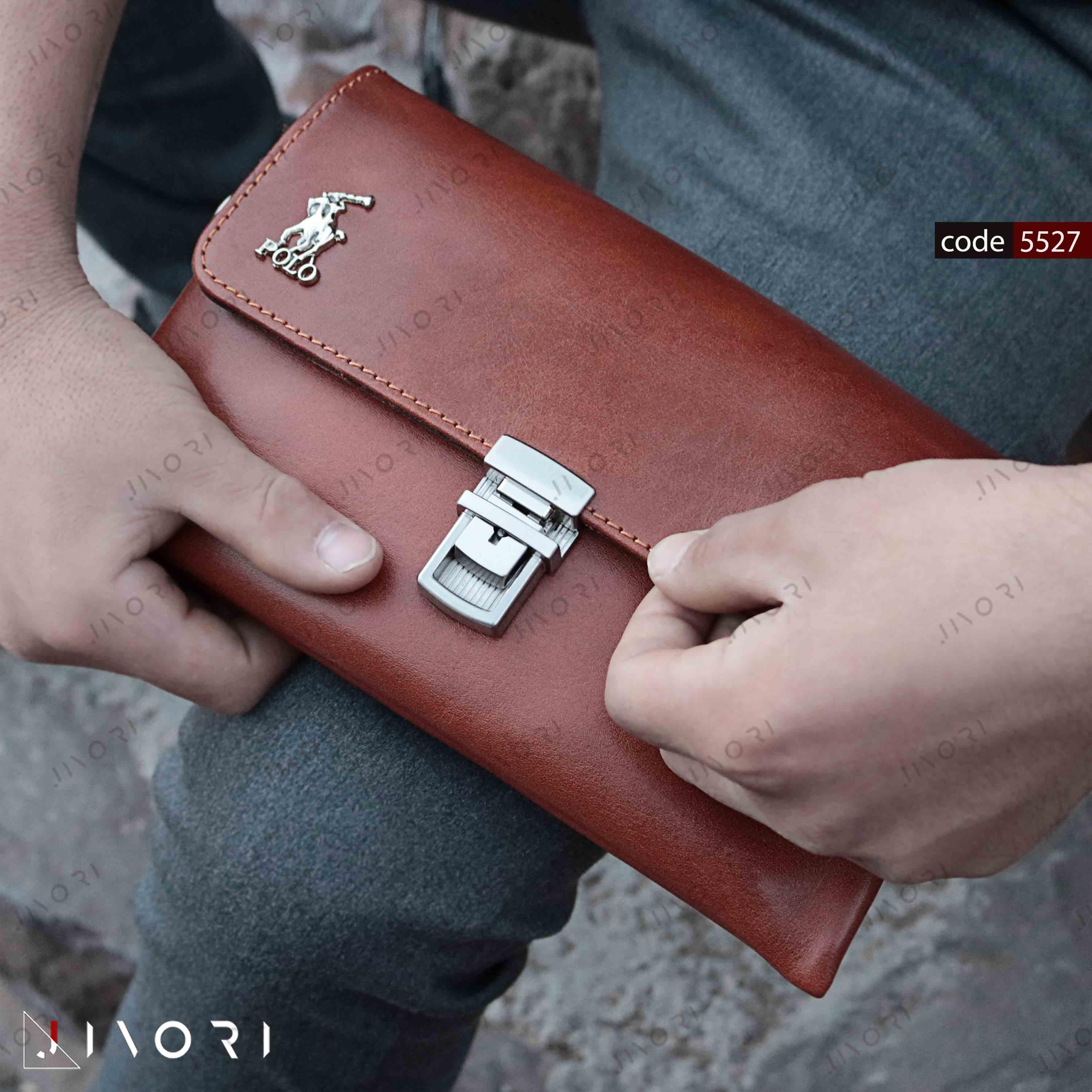 کیف چرم پاسپورتی (5527)