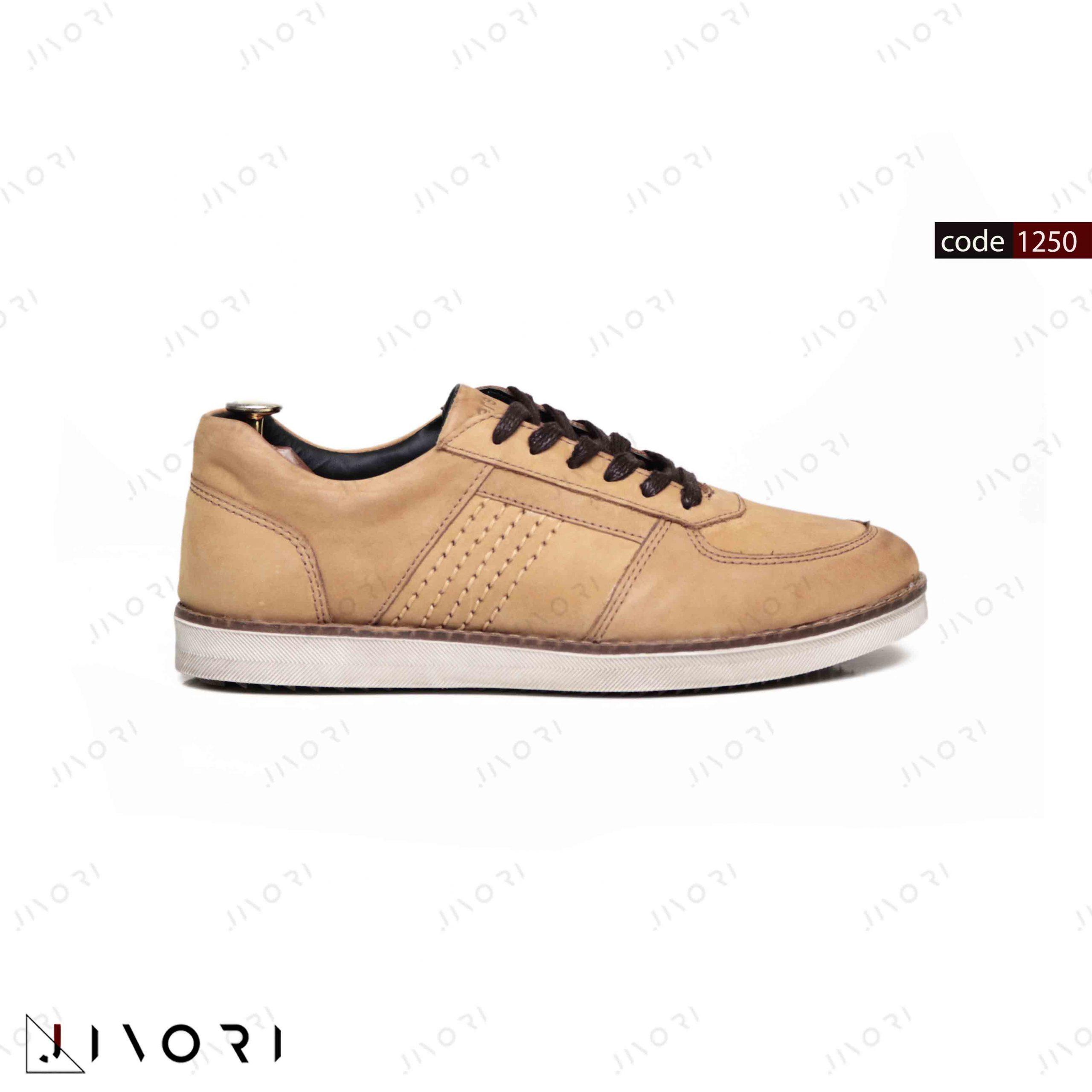کفش کتانی چرم بلوکر (1250)