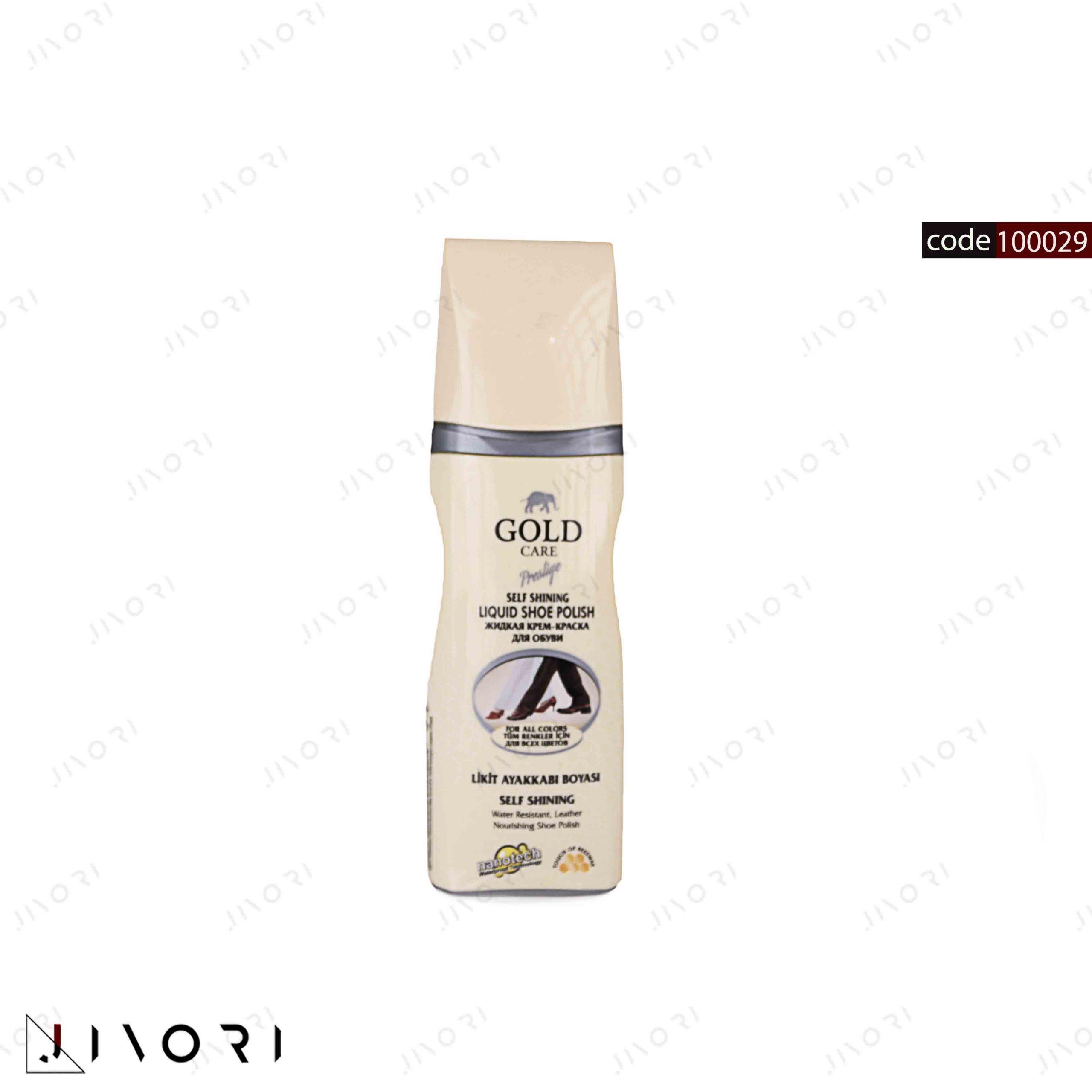 واکس مایع گلد (100029)