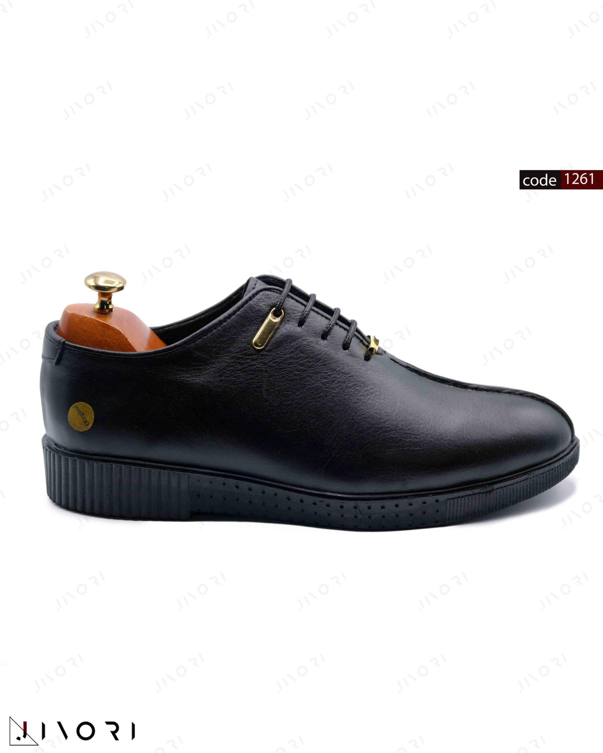 کفش تمام چرم اکو (1261)