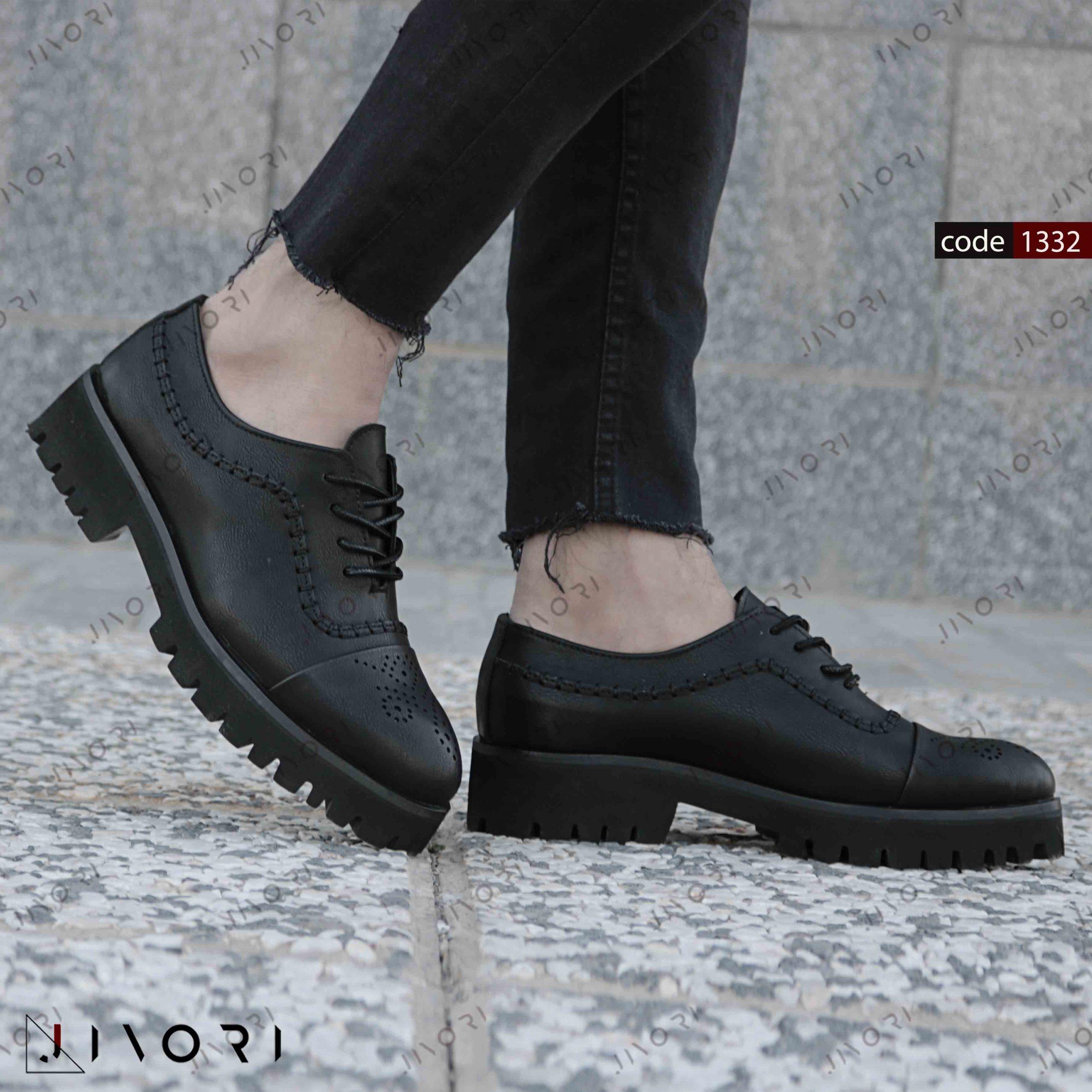 کفش گابانی ششترک (1332)